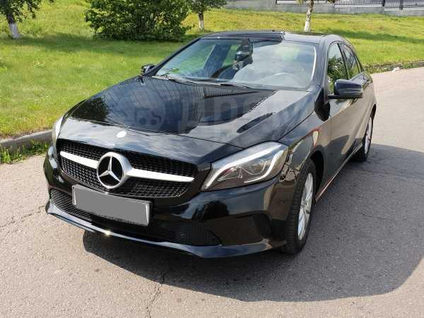 Mercedes-Benz A-Class, 2016 год, 1 330 000 руб.