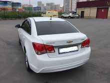 Chevrolet Cruze, 2013 г., Кемерово