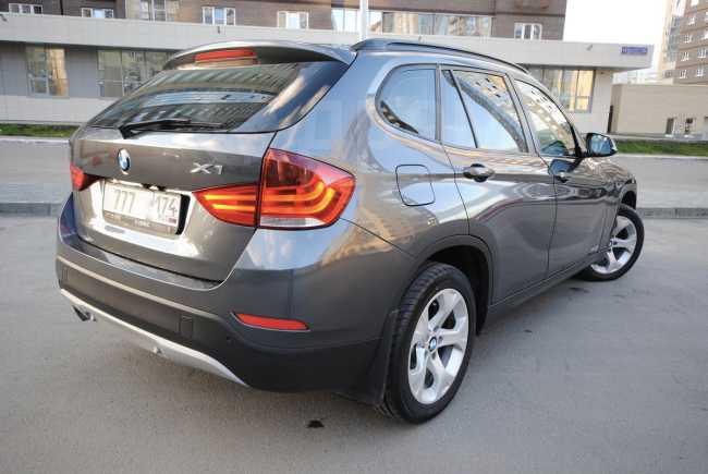 BMW X1, 2013 год, 850 000 руб.