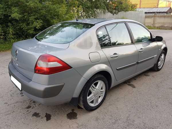 Renault Megane, 2006 год, 268 000 руб.