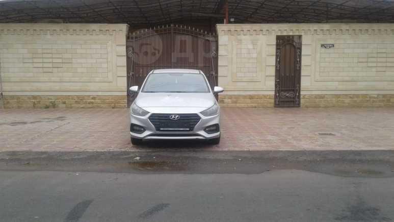 Hyundai Solaris, 2017 год, 500 000 руб.
