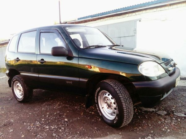 Chevrolet Niva, 2005 год, 189 000 руб.