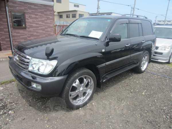 Toyota Land Cruiser, 2005 год, 550 000 руб.