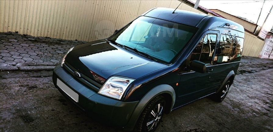 Ford Tourneo Connect, 2008 год, 333 000 руб.