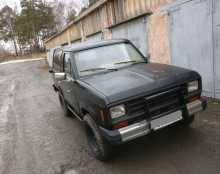 Екатеринбург Bronco 1988