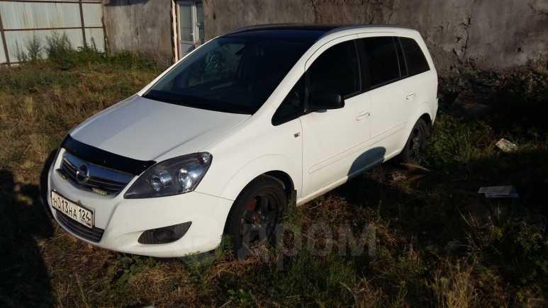 Opel Zafira, 2014 год, 455 000 руб.