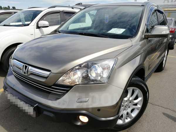 Honda CR-V, 2008 год, 936 000 руб.