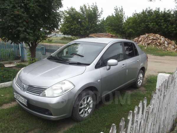 Nissan Tiida Latio, 2005 год, 230 000 руб.