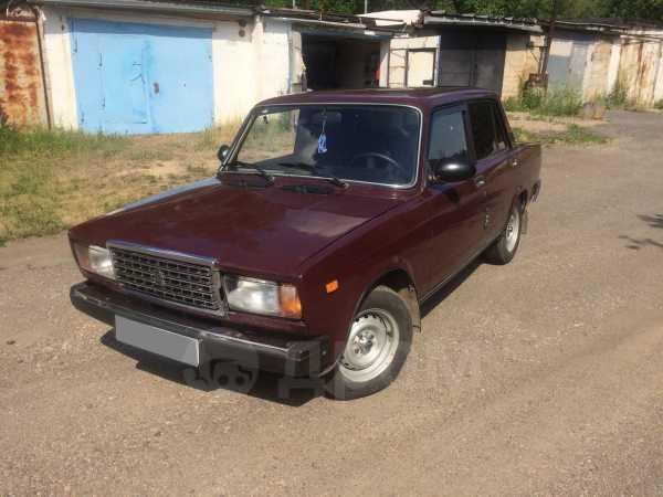 Лада 2107, 2006 год, 110 000 руб.
