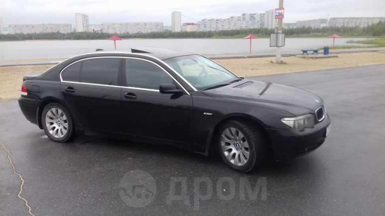 BMW 7-Series, 2004 год, 420 000 руб.