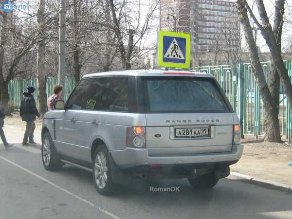 Land Rover Range Rover, 2007 год, 1 000 000 руб.