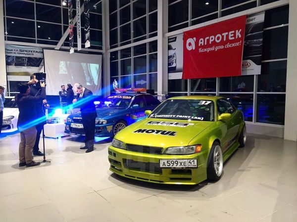 Toyota Mark II, 1996 год, 750 000 руб.