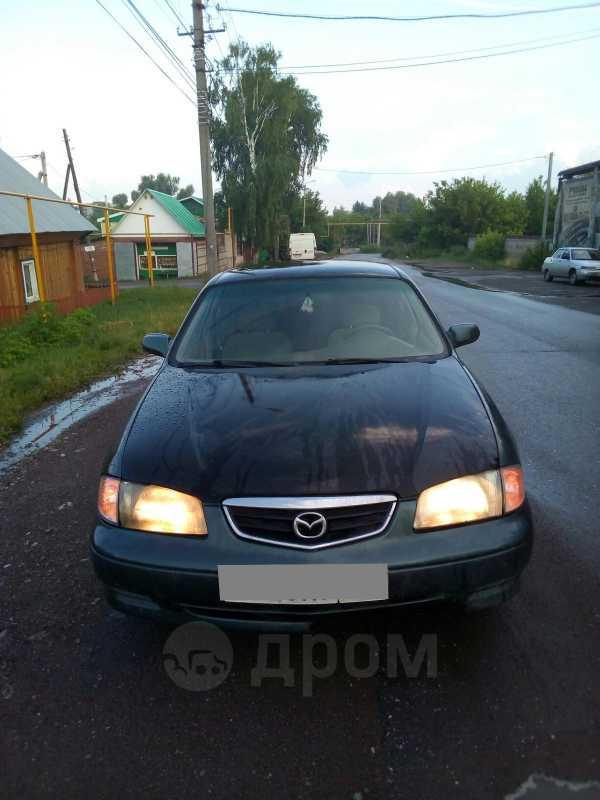 Mazda 626, 2000 год, 120 000 руб.