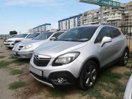 Волжский Opel Mokka 2013