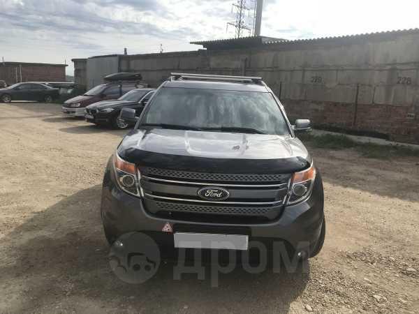 Ford Explorer, 2012 год, 1 250 000 руб.