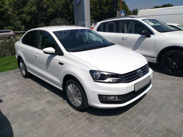 Volkswagen Polo, 2018 год, 807 370 руб.