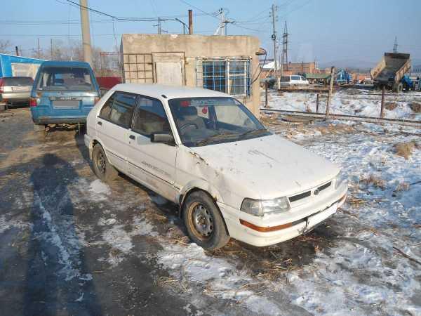 Subaru Justy, 1990 год, 15 000 руб.