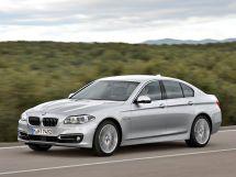 BMW 5-Series рестайлинг, 6 поколение, 09.2013 - 02.2017, Седан