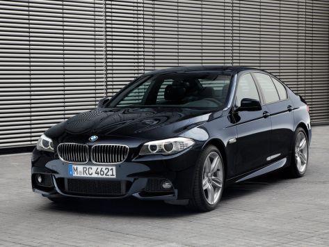 BMW 5-Series F10