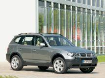 BMW X3 2003, suv, 1 поколение, E83