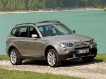 BMW X3 рестайлинг, 1 поколение, 10.2006 - 10.2010, Джип/SUV 5 дв.