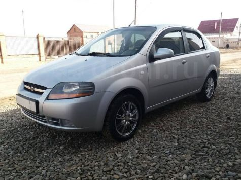 Chevrolet Aveo (T200) 03.2002 - 02.2008