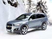Chevrolet Captiva рестайлинг, 1 поколение, 09.2011 - 08.2013, Джип/SUV 5 дв.