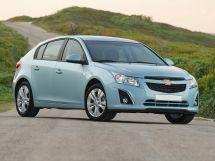 Chevrolet Cruze рестайлинг, 1 поколение, 06.2012 - 10.2015, Хэтчбек 5 дв.