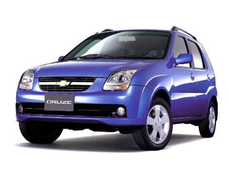 Chevrolet Cruze (HR51S, HR81S) 10.2001 - 06.2008