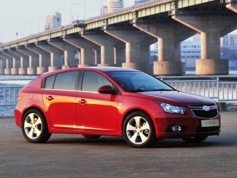 Chevrolet Cruze (J305) 08.2011 - 12.2012