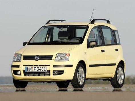 Fiat Panda (169) 05.2003 - 11.2008