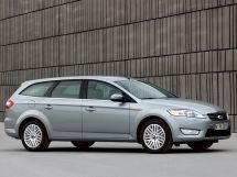 Ford Mondeo 2007, универсал, 4 поколение, 4