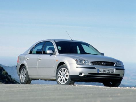 Ford Mondeo (3) 09.2000 - 05.2003