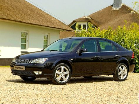 Ford Mondeo (3) 06.2003 - 08.2007
