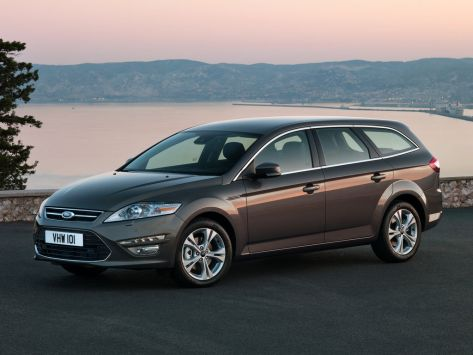 Ford Mondeo (4) 09.2010 - 08.2014