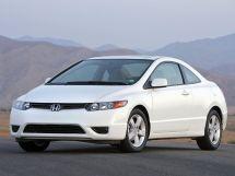 Honda Civic 8 поколение, 09.2005 - 01.2008, Купе