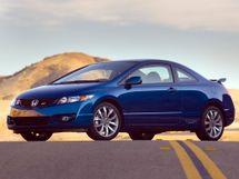 Honda Civic рестайлинг, 8 поколение, 02.2008 - 12.2010, Купе