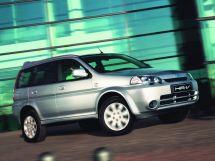 Honda HR-V рестайлинг 2001, джип/suv 5 дв., 1 поколение, GH