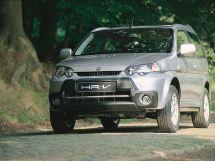 Honda HR-V рестайлинг 2001, джип/suv 3 дв., 1 поколение, GH