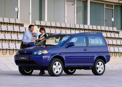 Honda HR-V (GH) 09.1998 - 07.2001
