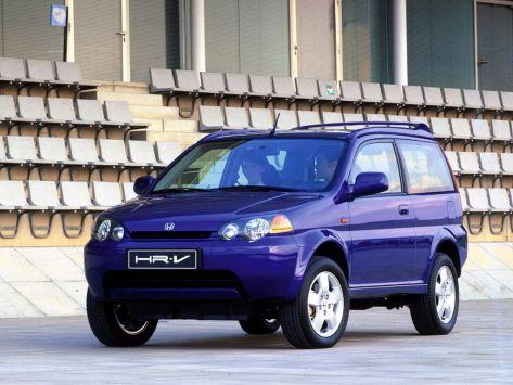 Honda HR-V (GH) 01.1999 - 07.2001