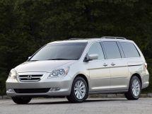Honda Odyssey 2004, минивэн, 3 поколение, RL3, RL4