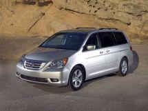 Honda Odyssey рестайлинг 2007, минивэн, 3 поколение, RL3, RL4