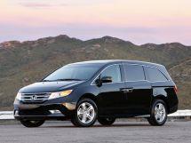 Honda Odyssey 2010, минивэн, 4 поколение, RL5