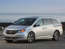 Honda Odyssey рестайлинг 2013, минивэн, 4 поколение, RL5