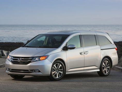 Honda Odyssey RL5