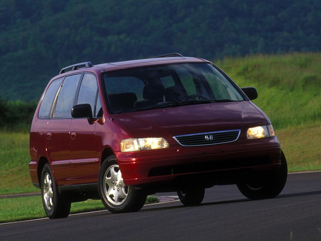 Honda Odyssey 1994, 1995, 1996, 1997, 1998, минивэн, 1 ...