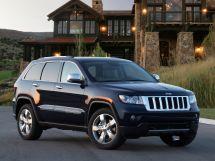 Jeep Grand Cherokee 2010, джип/suv 5 дв., 4 поколение, WK2