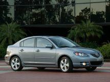 Mazda Mazda3 2003, седан, 1 поколение, BK