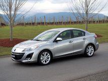 Mazda Mazda3 2 поколение, 11.2008 - 10.2011, Седан